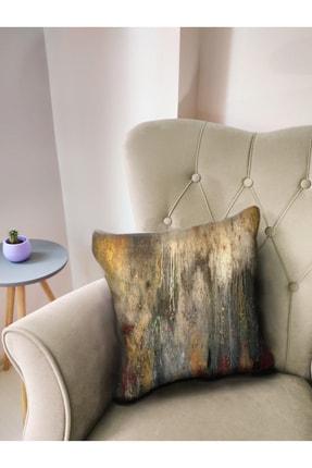 BENLİSSO Home Collection & Textile Kırlent Kılıfı 45x45 Tual 1