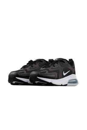 Nike Air Max 200 Erkek Siyah Spor Ayakkabı Cı3865-001 2