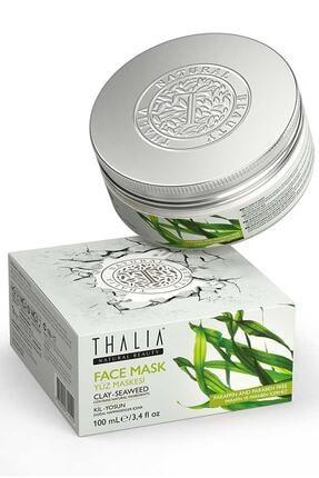 Thalia Yosun – Kil Özlü Yüz Maskesi – 100 ml 0