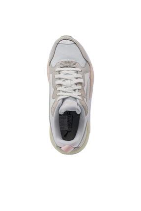 Puma X-RAY GAME Beyaz Kadın Sneaker Ayakkabı 100532366 2