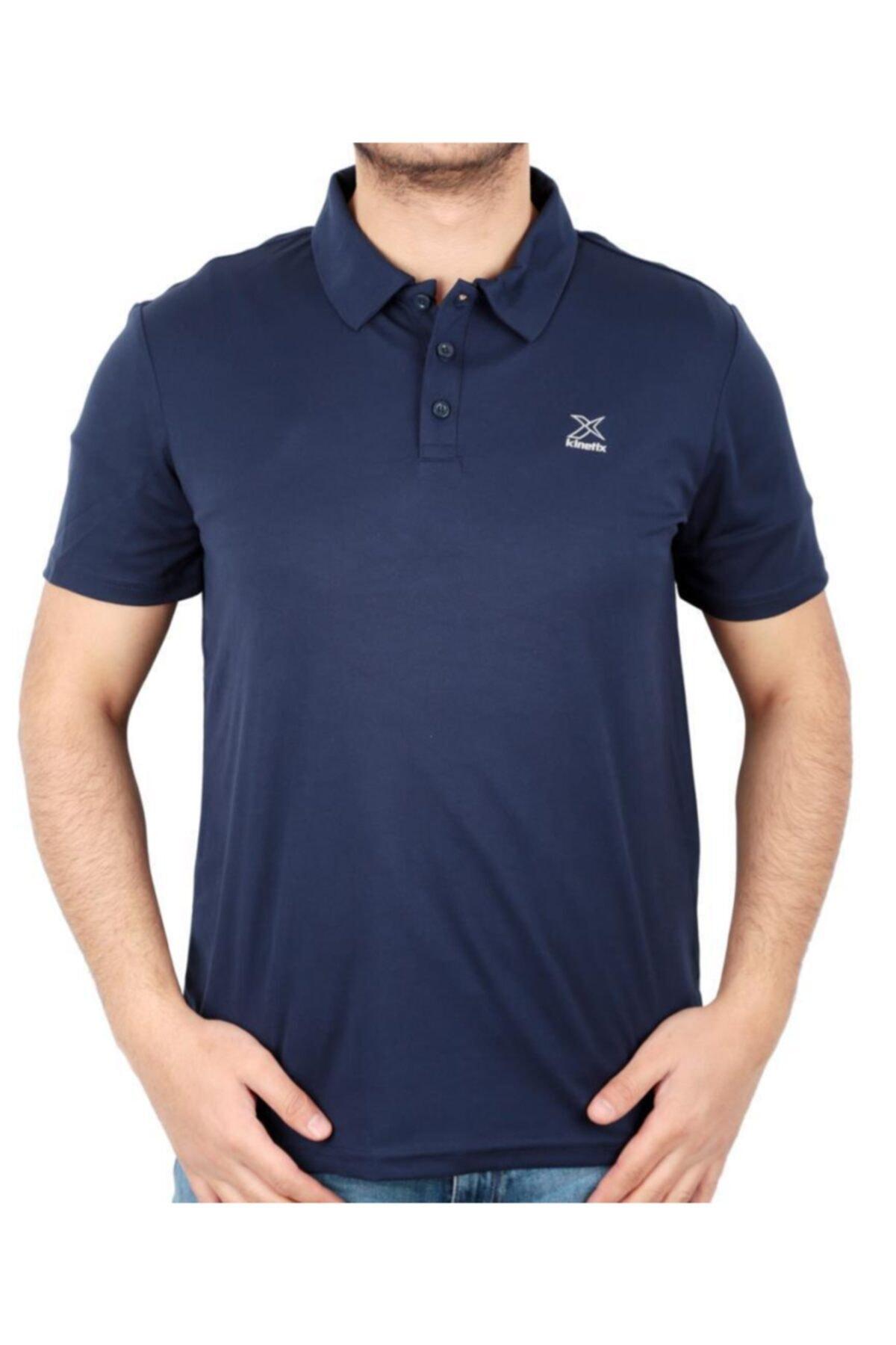 SN328 OLIVER POLO T-SHIRT Lacivert Erkek T-Shirt 100583094