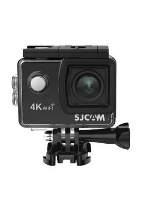 SJCAM Sj-4000 Aır Wıfı 4k Aksiyon Kamerası Siyah 0