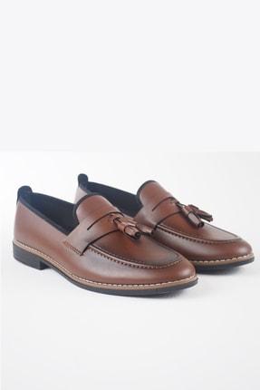 olivia harris Erkek Taba Ayakkabı 2001-110-0005 1