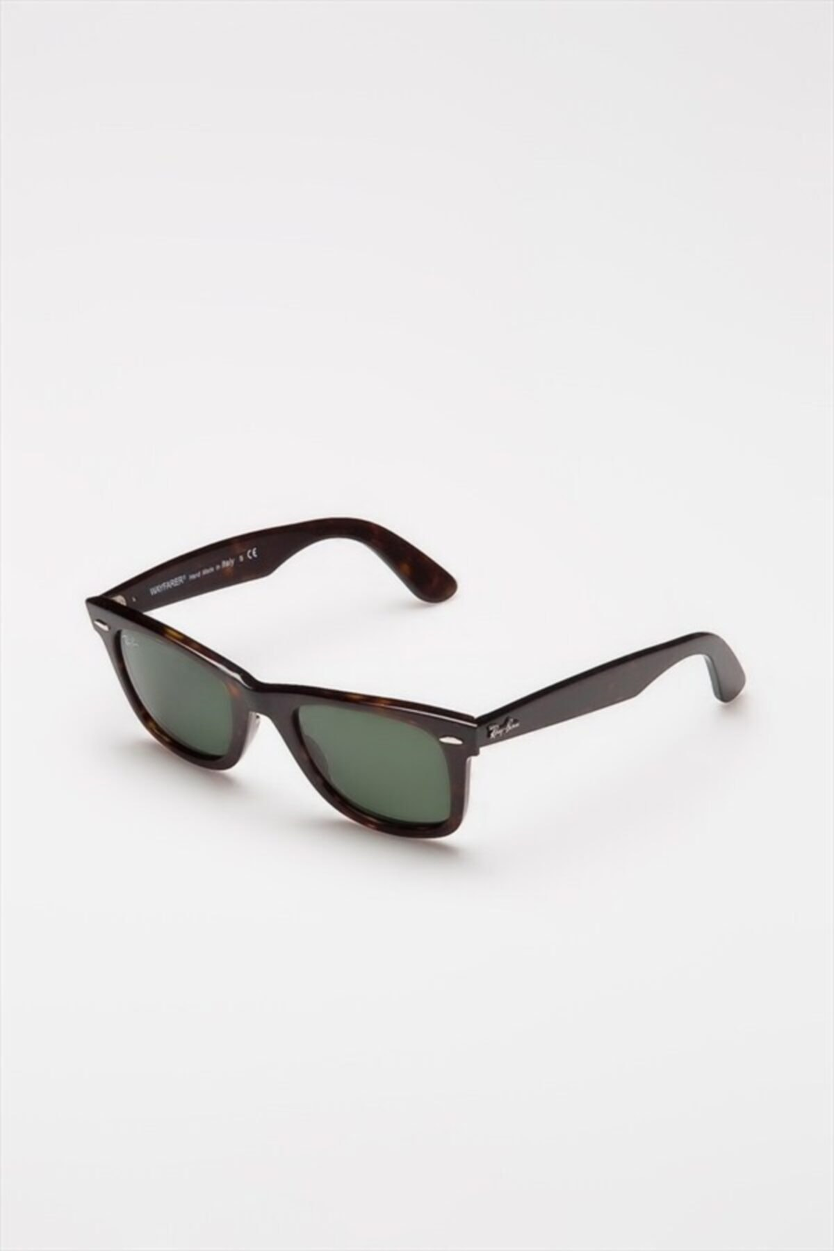Ray-Ban Unisex Kahverengi Dikdörtgen Güneş Gözlüğü