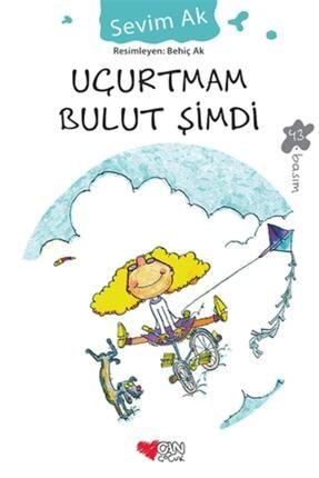 Can Çocuk Yayınları Uçurtmam Bulut Şimdi 0