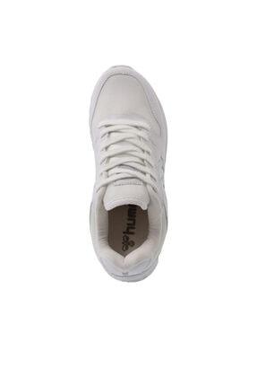 HUMMEL Porter Unisex Spor Ayakkabı Blanc De Blanc 207900-9041 1