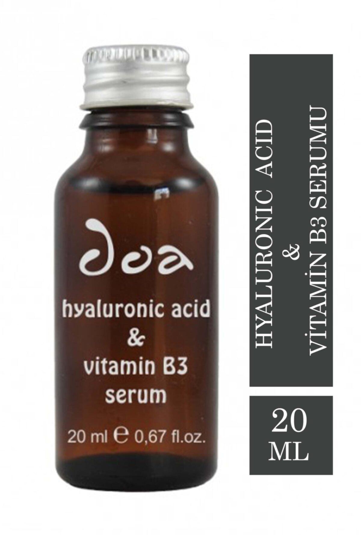 Hyaluronic Acid & Vitamin B3 Serum