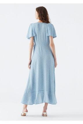 Mavi Anvelop Elbise 3