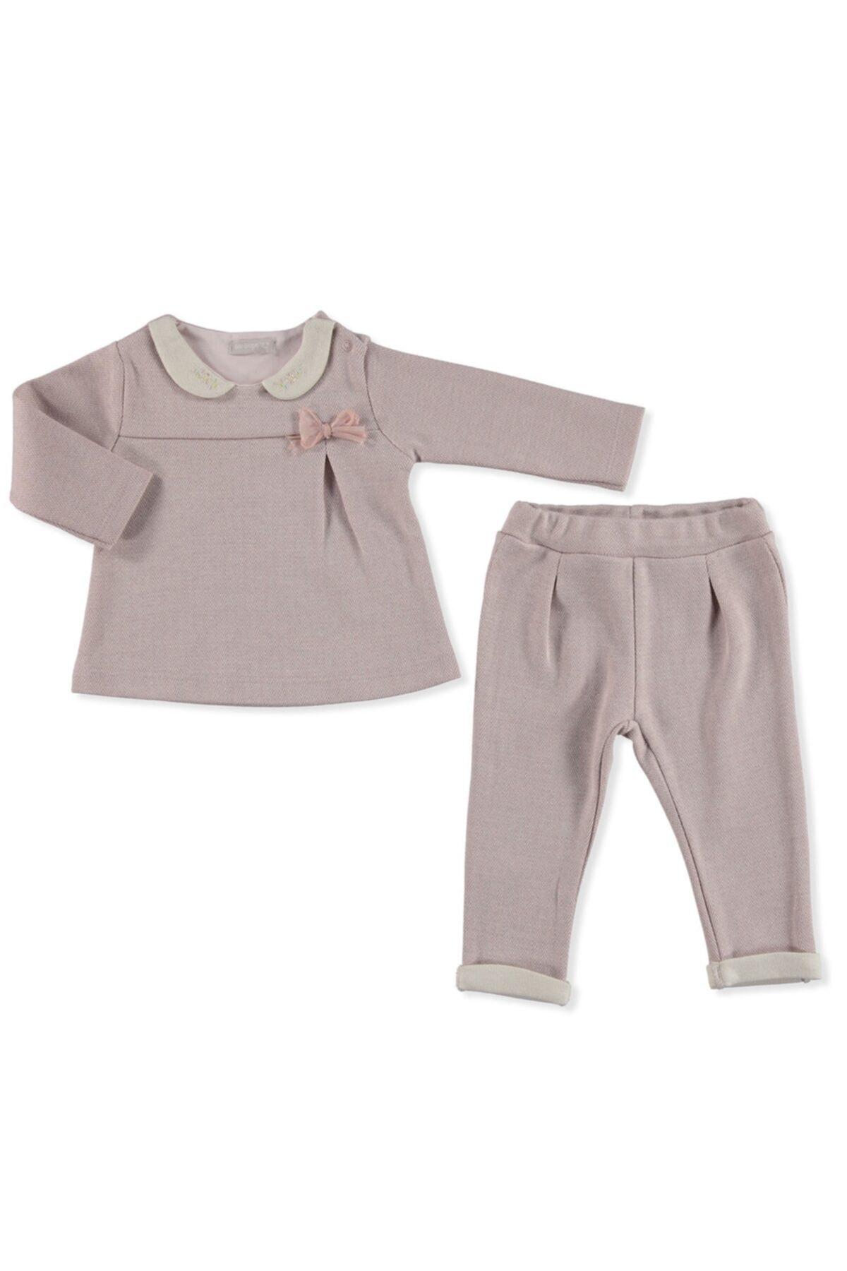 Cute 2li Takım Sweatshirt Pantolon