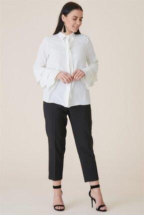 Kadın Ekru Gömlek resmi