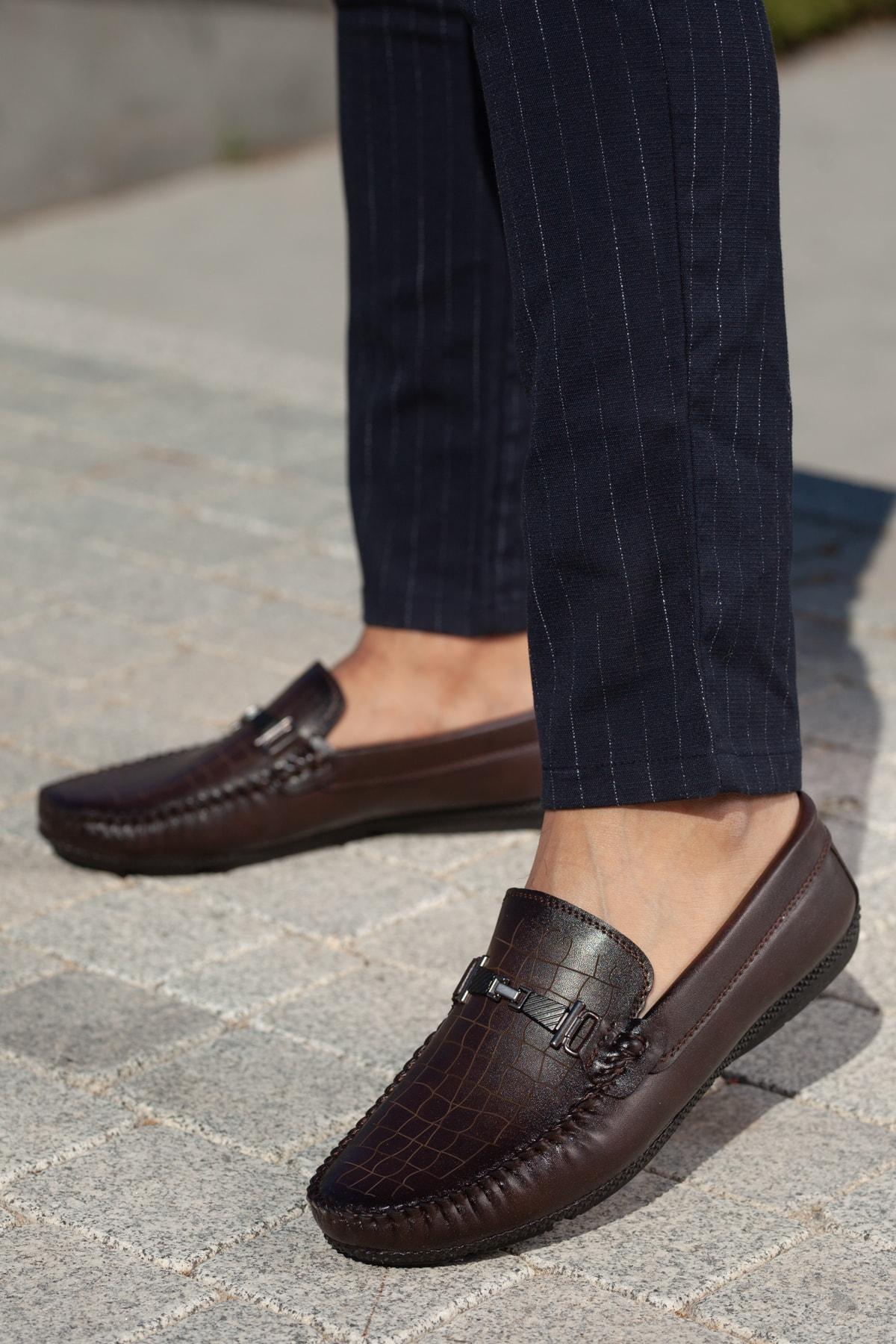 Mb107 Ortopedik Günlük Erkek Ayakkabı