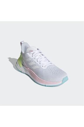 adidas Kadın Beyaz Bağcıklı Koşu Ayakkabısı 2