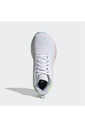 adidas Kadın Beyaz Bağcıklı Koşu Ayakkabısı 4