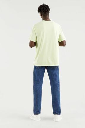 Levi's Ss Relaxed Fit Tee Ssnl Mv Logo Siyah Erkek T-Shirt 2