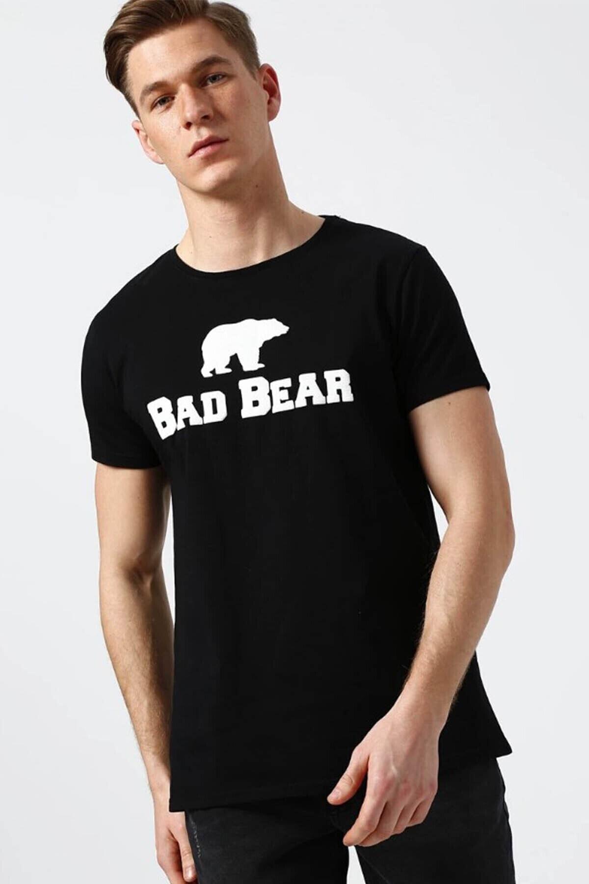 Siyah Erkek Tişört Tee Nıght 19.01.07.002-c01