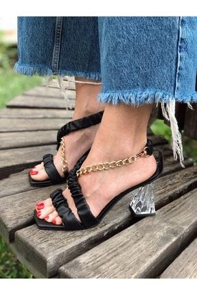 Bayan Topuklu Ayakkabı 5591