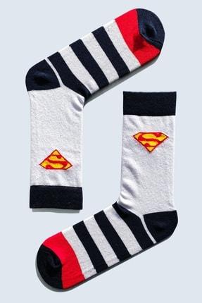 CARNAVAL SOCKS 7'li Marvel Karakter Renkli Çorap Set 1018 3