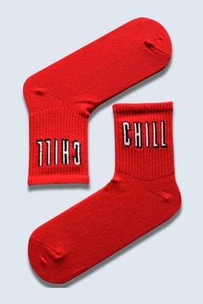 CARNAVAL SOCKS 7'li Nyc Yazılı Atletik Renkli Atletik Spor Çorap Set 1040 1