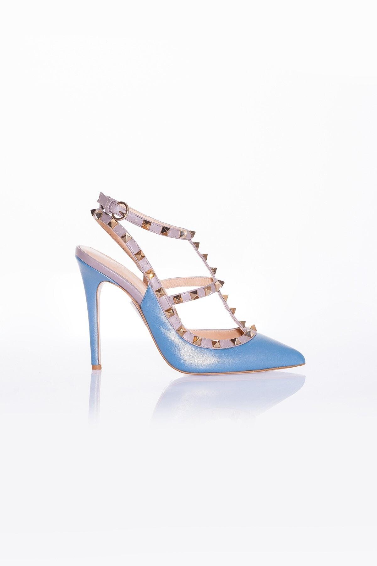 323-36 Kadın Deri Ayakkabı