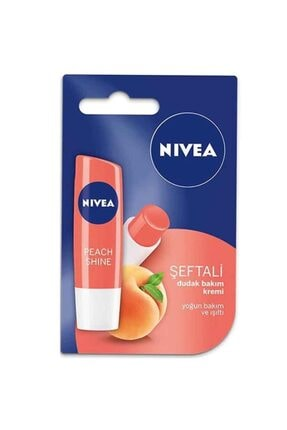 Nivea Şeftali Lip Care 5.5 ml 0