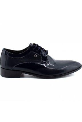 Picture of 00pc11 Erkek Ayakkabı Siyah Rugan