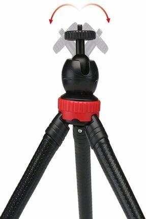 Dijimedia Esnek Flexible Tripod Kamera Profesyonel Telefon Tutucu 360 Derece Tripot 2