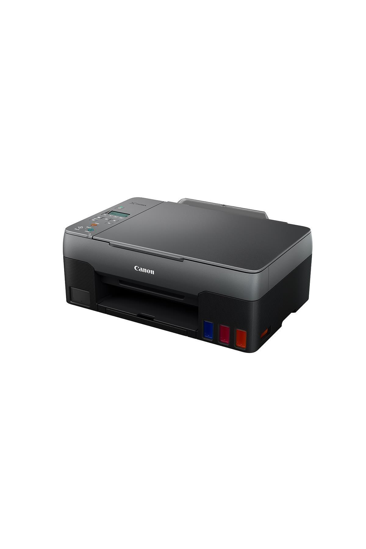 G3420 Renkli Mürekkep Tanklı Yazıcı/ Tarama + Fotokopi/Wifi (Canon Eurasia Garantili)
