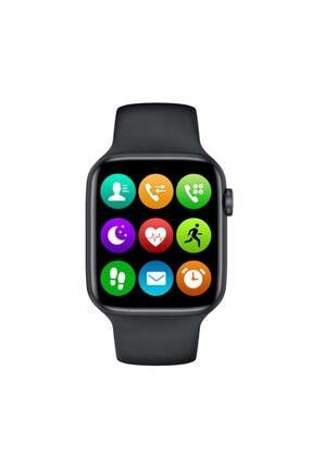 SmartWatch Akıllı Saat Watch 6 Pro Smart Watch Ateş Ve Nabız Ölçer Çok Fonksiyonlu Ios Ve Android Uyumlu 2