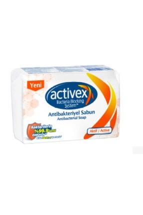 Activex Antibakteriyel Sabun Katı 100 gr 0