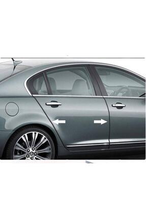 Unikum Dacia Sandero Geçmeli 3 Metre Kapı Bagaj Koruyucu Şerit 5 Mm U Tipi Siyah 2