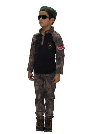 ERT Erkek Çocuk Polis Özel Harekat Kıyafeti 1