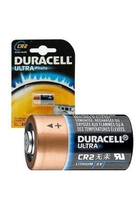 Çeşitli Duracell Cr2 3 Volt Lithium Pil 2li Paket 0