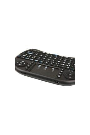 Smartt V Televizyon Ps3 Mini Klavye,dokunmatik Mouse Wifi - Btk-2 2