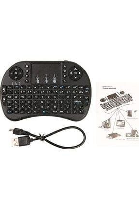 Smartt V Televizyon Ps3 Mini Klavye,dokunmatik Mouse Wifi - Btk-2 3