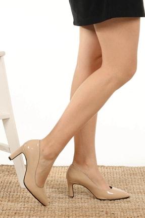 Mio Gusto Lita Ten Rugan Topuklu Ayakkabı 1