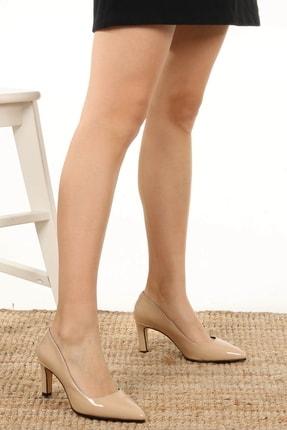 Mio Gusto Lita Ten Rugan Topuklu Ayakkabı 3