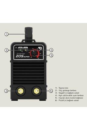 Askaynak 205 Inverter Kaynak Makinası 1