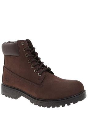 Lumberjack RIVER NUB Koyu Kahve Erkek Deri Fashion 100263719 1
