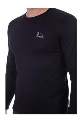Climbolic Swiss Sweat Polar Siyah 3
