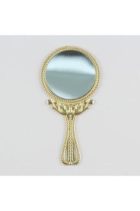Yuvarlak Metal Ayna El Aynası MS66-158508