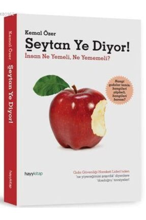 Hayykitap Yayınları Şeytan Ye Diyor! 0