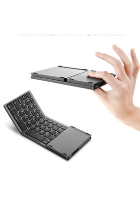HZL Katlanabilir Bluetooth Mini Klavye 2