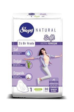 Sleepy Natural Soft Ekstra Yumuşak Normal (30 Ped) 0