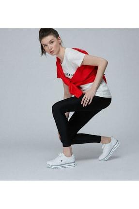 Kinetix Beyaz Kadın Sneaker GABY 0