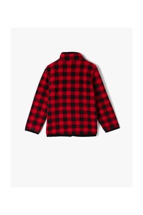 Koton Kırmızı Erkek Çocuk Sweatshirt 1