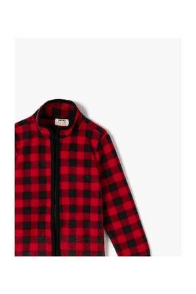 Koton Kırmızı Erkek Çocuk Sweatshirt 2