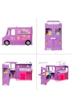 Barbie 'nin Yemek Arabası Gmw07 Lisanslı Orjınal Ürün 4