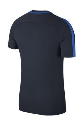 Nike Erkek Lacivert T-shirt 893693-451 M Nk Dry Acdmy18 Top Ss 1