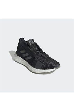 adidas SENSEBOOST GO W Siyah Kadın Koşu Ayakkabısı 101015792 2