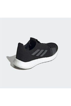 adidas SENSEBOOST GO W Siyah Kadın Koşu Ayakkabısı 101015792 4